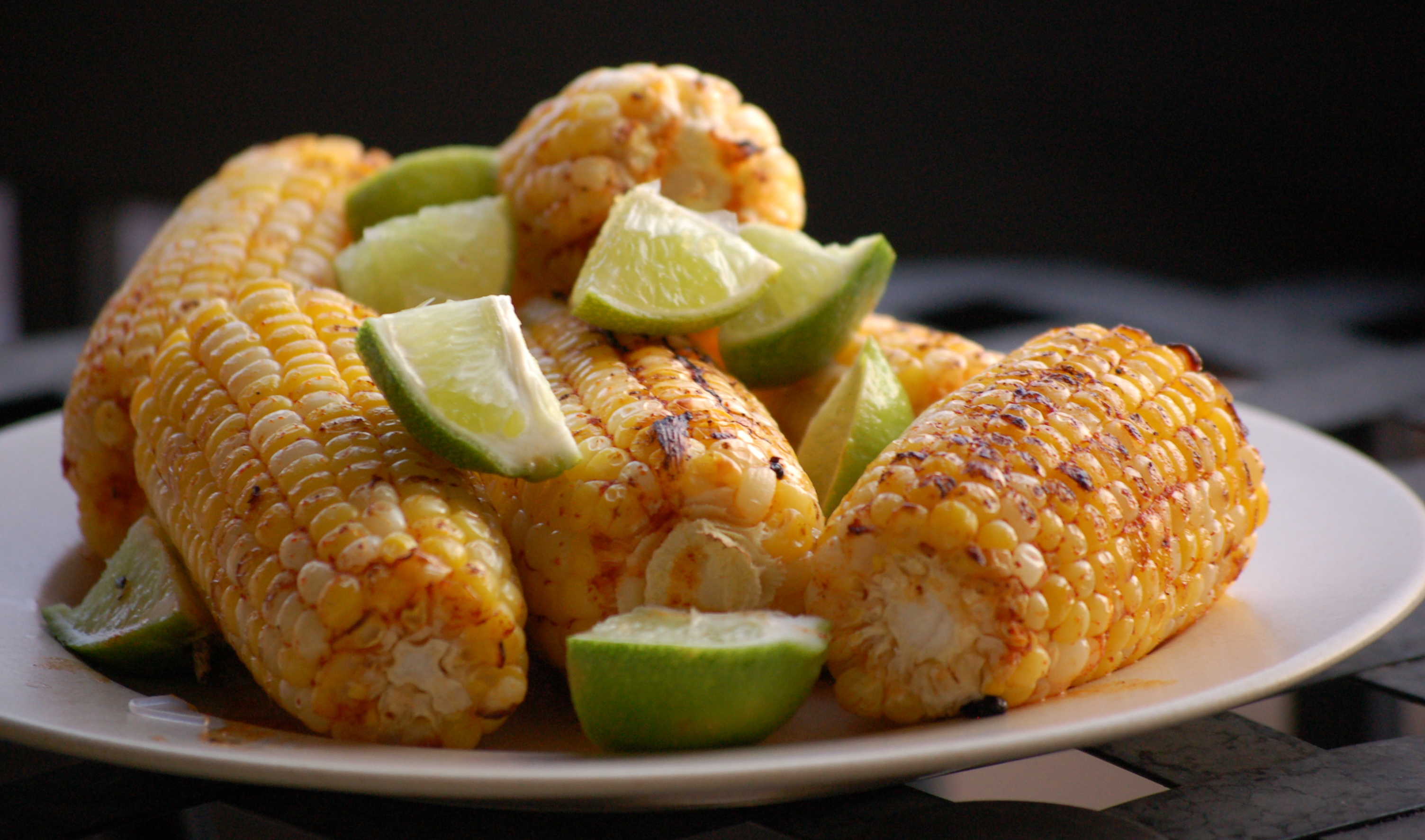 Chili-Lime Infused Corn On The Cob | ZINNRUNNER